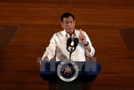 菲律宾将以海牙仲裁庭的裁决作为菲中谈判的基础 hinh anh 1