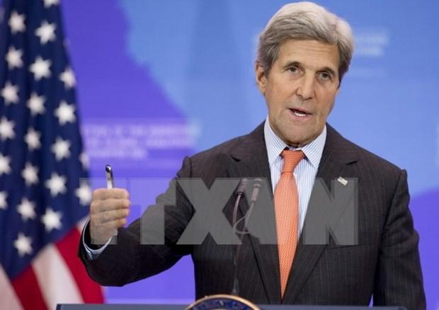 美国鼓励中国与菲律宾就东海争端进行谈判 hinh anh 1