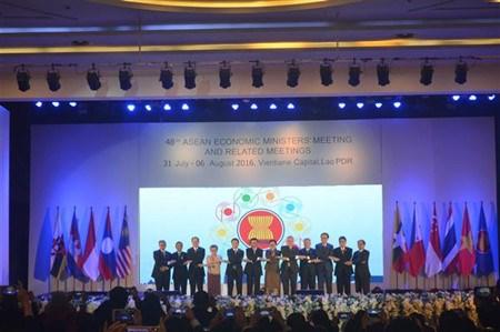 越南加快融入东盟经济共同体 hinh anh 1
