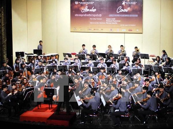 亚洲青年管弦乐团即将在河内演出 hinh anh 1
