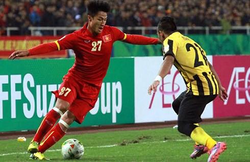 AFFCup2016:越南队对阵马来西亚队 hinh anh 1