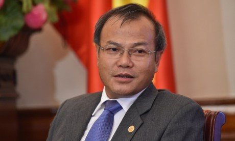 越南外交部副部长武鸿南:越泰合作关系蓬勃发展 hinh anh 1
