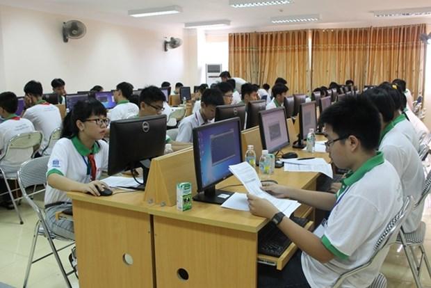 2016年第21次全国青少儿童信息学竞赛开幕 hinh anh 1