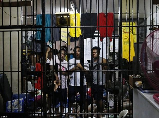 菲律宾总统公布大批涉毒官员及法官名单 hinh anh 1