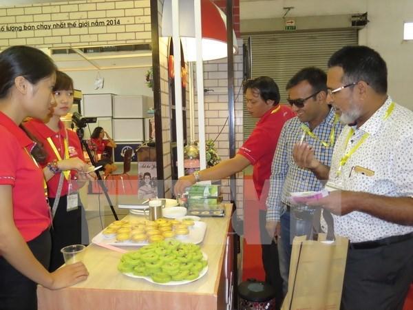 越南食品饮料及包装机械国际展览会吸引420家企业参展 hinh anh 1