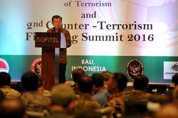 印尼加强反恐怖国际合作 hinh anh 1