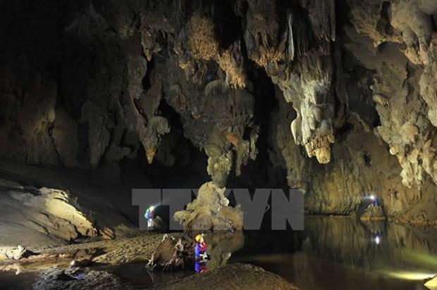 """2017年""""征服山洞窟——世界最大岩洞""""旅游路线开始出售 hinh anh 1"""