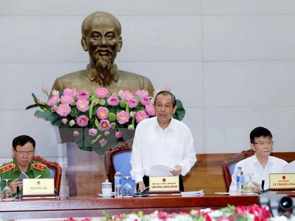 越南着力完善有关居民的国家档案数据库 hinh anh 1