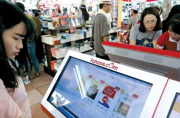 越南电子书服务平台正式亮相 hinh anh 1