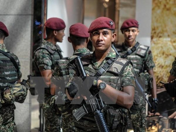 马来西亚建设新军事基地以应对IS的威胁 hinh anh 1