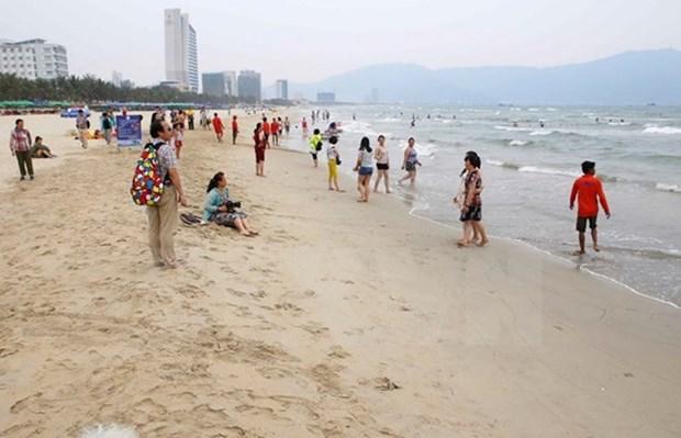 越南中部海洋环境基本达到安全标准 hinh anh 1