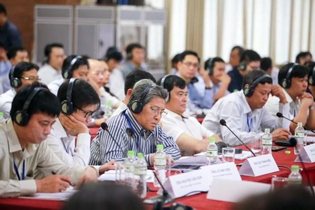 越南城市朝绿色增长和应对气候变化方向发展 hinh anh 1