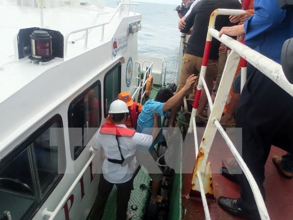 巴地头顿省法院扣押密克罗尼西亚籍货轮解决海事诉讼 hinh anh 1