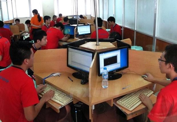 河内市跻身全球20大最具吸引力的软件加工国行列 hinh anh 1