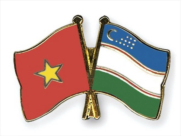 乌兹别克斯坦独立25周年庆祝活动在河内举行 hinh anh 1