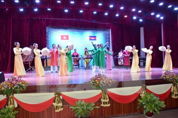 2016年越南文化周亮相柬埔寨 hinh anh 1