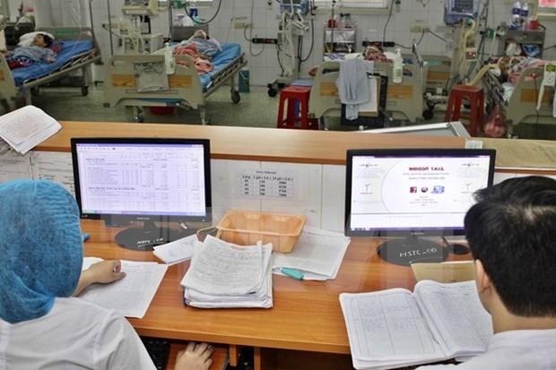 日本国际协力机构协助越南提升医院管理能力 hinh anh 1