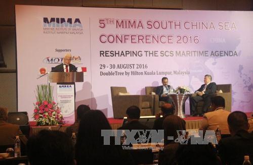 第五次东海国际会议在马来西亚举行 hinh anh 1