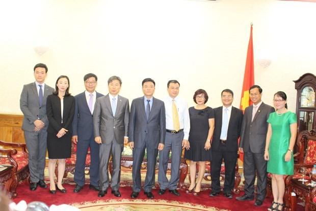 越南与韩国加强法律合作 hinh anh 1