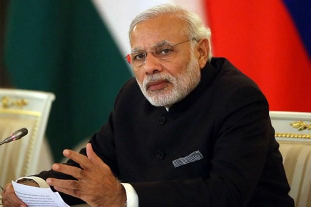 印度总理纳伦德拉•莫迪明日对越南进行正式访问 hinh anh 1