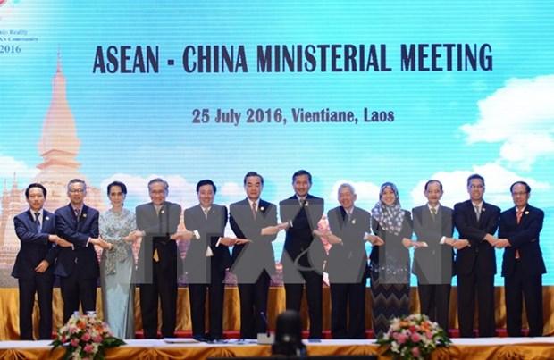 """中国与东盟关系进入""""成熟期"""" hinh anh 1"""