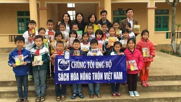 """联合国教科文组织表彰""""越南农村爱心捐书项目"""" hinh anh 1"""