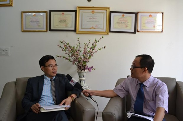 越南与印尼加强各潜力领域的合作 hinh anh 1