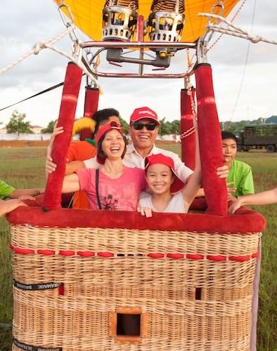 国际热气球节首次在山罗省举行 hinh anh 4