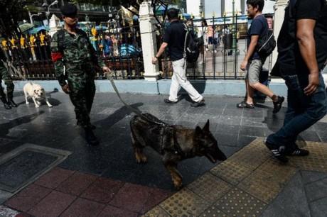 泰国警察逮捕首个南部连环爆炸案嫌疑人 hinh anh 1