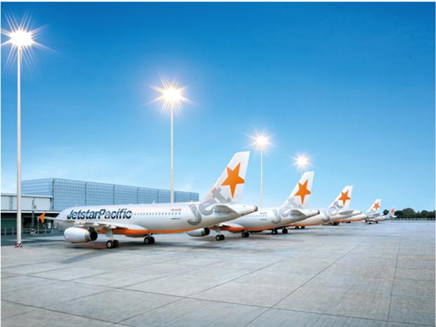 越南航空总公司和捷星航空签署20架空客飞机订购协议 hinh anh 1