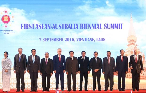 澳大利亚总理邀请东盟领导人出席在堪培拉举行的东盟--澳大利亚特别峰会 hinh anh 1