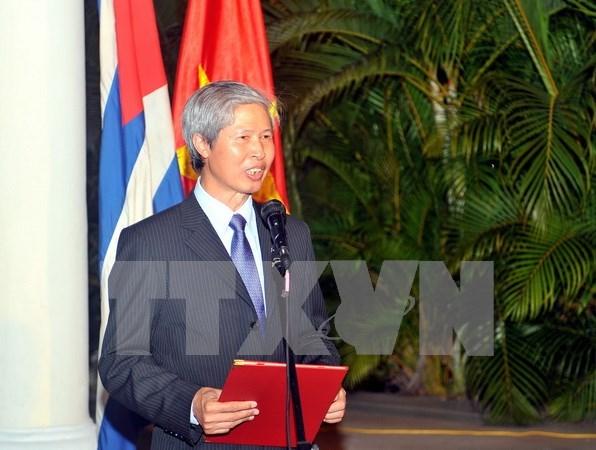 越南国庆71周年庆祝活动在阿根廷和古巴举行 hinh anh 1
