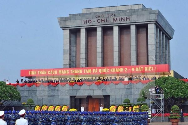 世界各国领导向越南党、国家领导人致贺电 祝贺越南国庆71周年 hinh anh 1