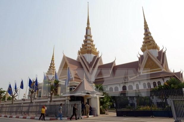 柬埔寨大力吸引中国的投资资金 hinh anh 1