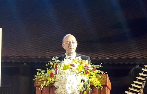 瓦隆大区及法语区联邦驻越南代表处成立20周年纪念活动在河内举行 hinh anh 1