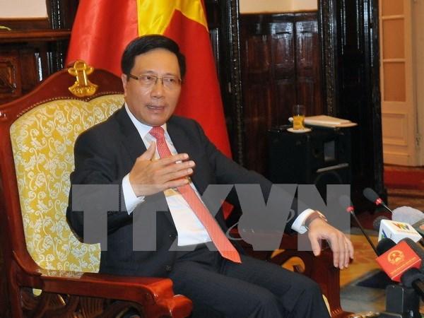 范平明副总理赴委内瑞拉出席第十七届不结盟运动峰会 hinh anh 1