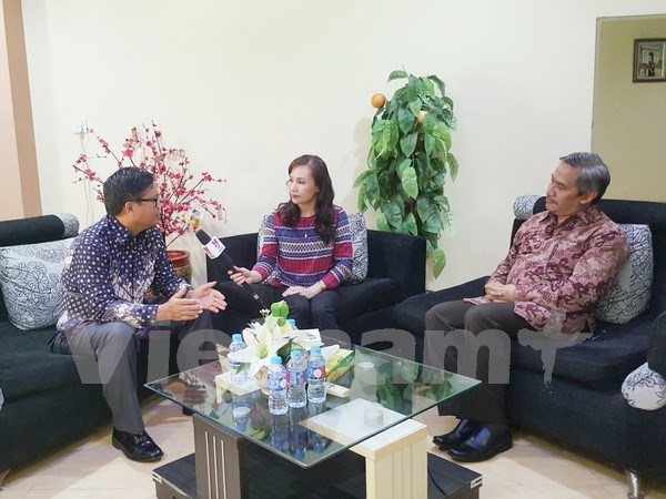 越南与印尼在渔民问题上的合作取得积极进展 hinh anh 1