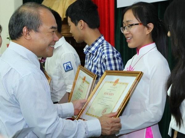越南努力提高俄语教学质量 hinh anh 1