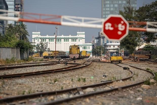 柬埔寨和泰国加强铁路互联互通建设 hinh anh 1