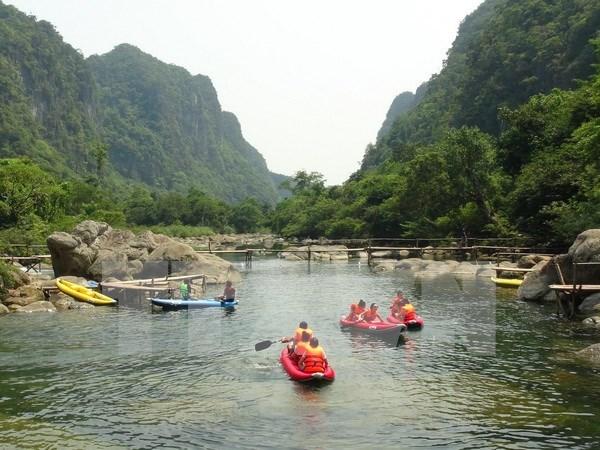 发展旅游进一步为国内生产总值增长做出贡献 hinh anh 1