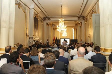 越南和欧盟共同开展《越欧自贸协定》 hinh anh 1