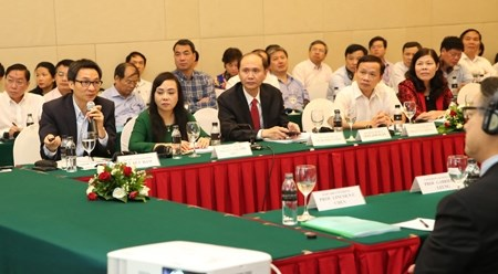 """""""分享有关卫生人力资源培训的国际经验""""研讨会在河内举行 hinh anh 1"""