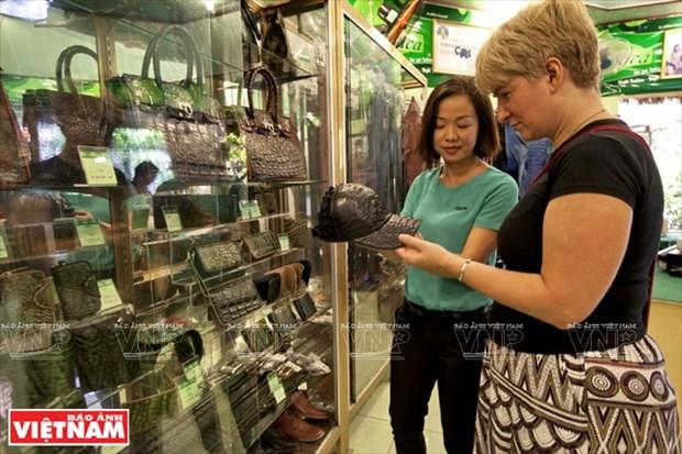 越南鞋业随时迎接新一代自由贸易协定 hinh anh 10