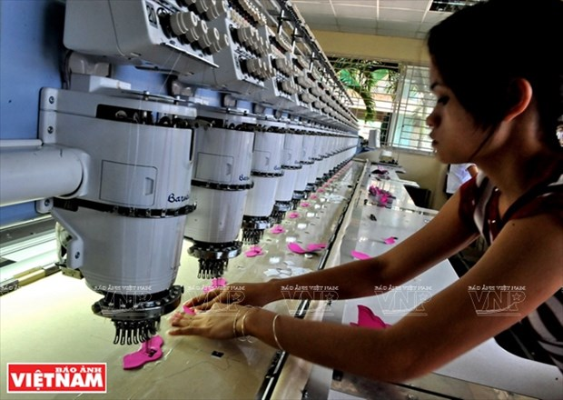 越南鞋业随时迎接新一代自由贸易协定 hinh anh 3