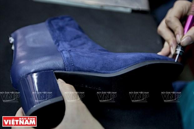 越南鞋业随时迎接新一代自由贸易协定 hinh anh 4