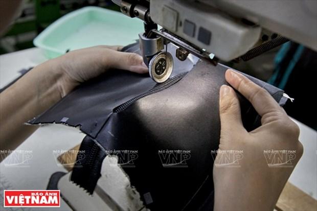 越南鞋业随时迎接新一代自由贸易协定 hinh anh 5