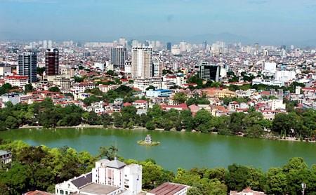 越南下大决心成功建设智慧城市 hinh anh 1