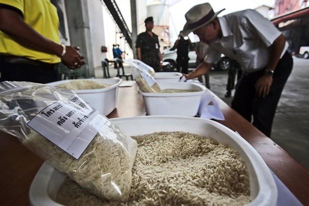 泰国出口5个月来首次增长 hinh anh 1
