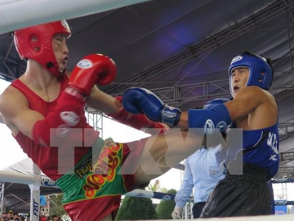 第5届亚洲沙滩运动会:越南队共获9金12银19铜 在奖牌榜上暂居第二位 hinh anh 1