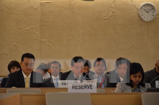 越南十分重视在扶贫开发领域的国际合作 hinh anh 1